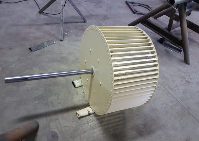Centrifugal Fan Rebuild