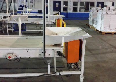 Cold Storage Belt Conveyor